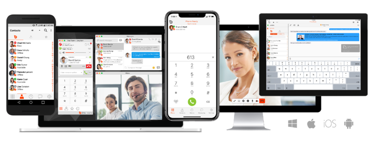 Bria Teams is a powerful team communications tool