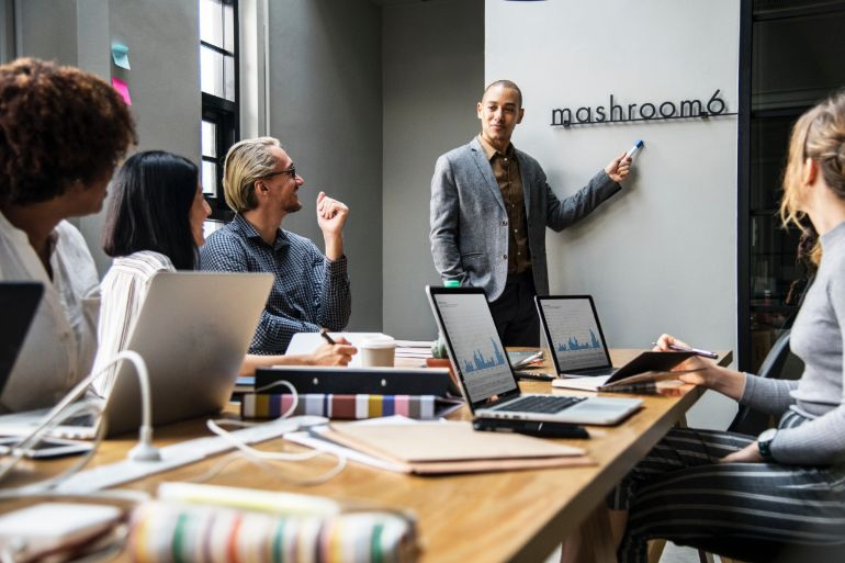 Bria Teams offers tools to run meetings seamlessly