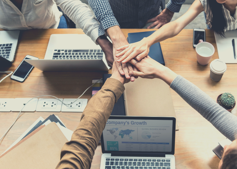 Small-businesses have collaboration needs similar to large enterprises.