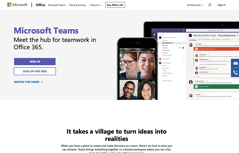 Microsoft Teams is one of the most popular collaboration tools today.