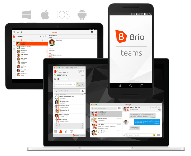 Bria Teams transforms digital communications for SMBs